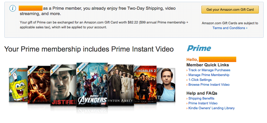 how to cancel amazon prime membership and get money back