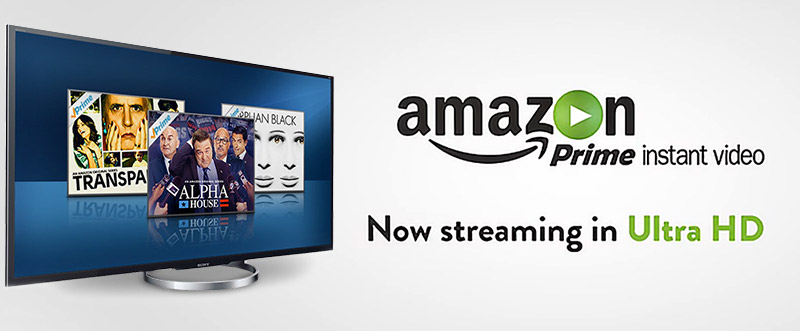 Amazon Prime Instant Video now streaming in 4K Ultra HD | AFTVnews
