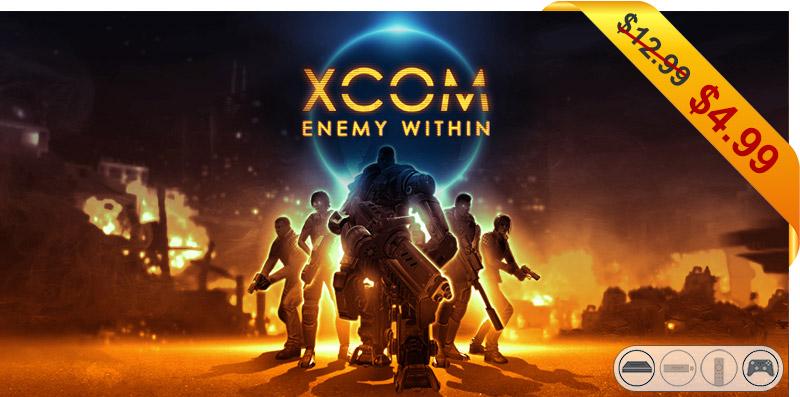 Xcom: enemy within - screenshots