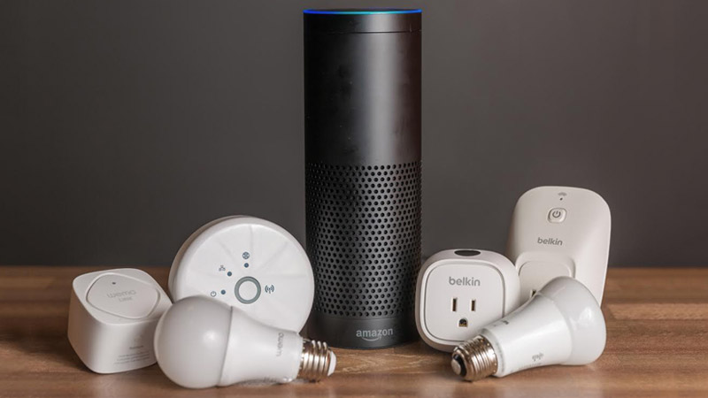 amazon echo adds philips hue and belkin wemo smart home voice control aftvnews. Black Bedroom Furniture Sets. Home Design Ideas