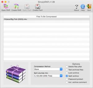 simplyrar-split-archive-check
