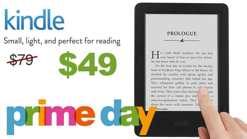 Amazon kindle e reader down from 79 to 49 aftvnews