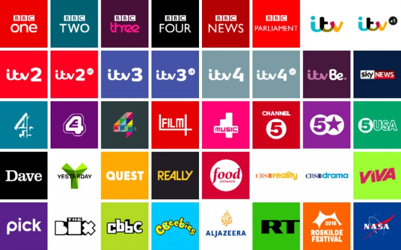 Watch Bbc Itv And 35 More Uk Channels For Free With New