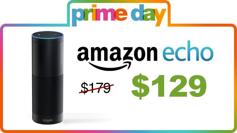 Amazon echo pris