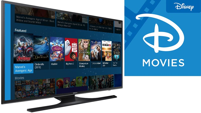 Disney Movies Anywhere app released for Fire TV and Fire TV Stick ...