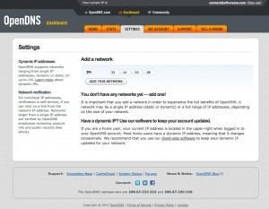 opendns-service-add-network