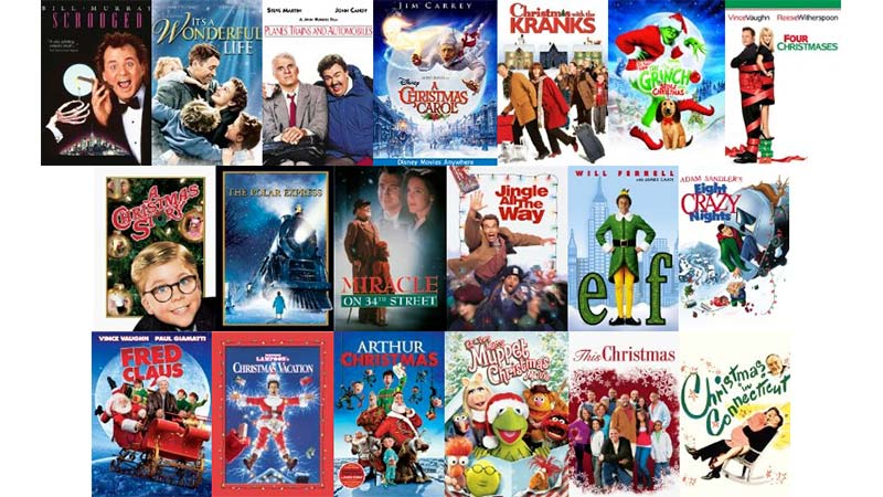 Many great Christmas movies now on sale at Amazon at all time low ...