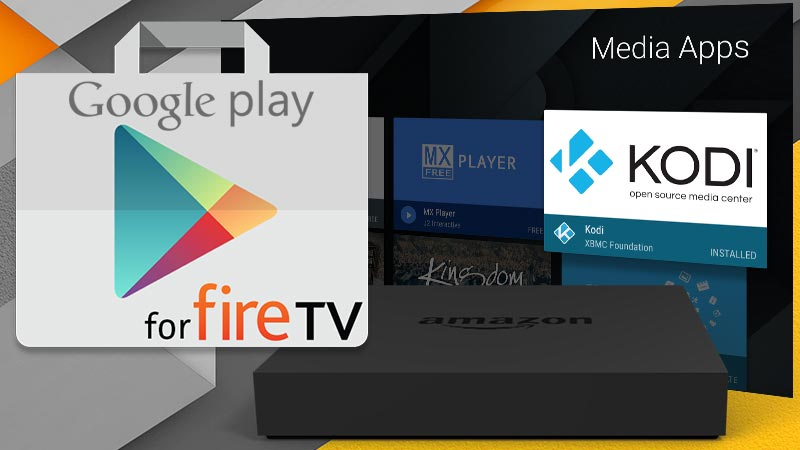 How to install the Google Play Store on the Fire TV 2