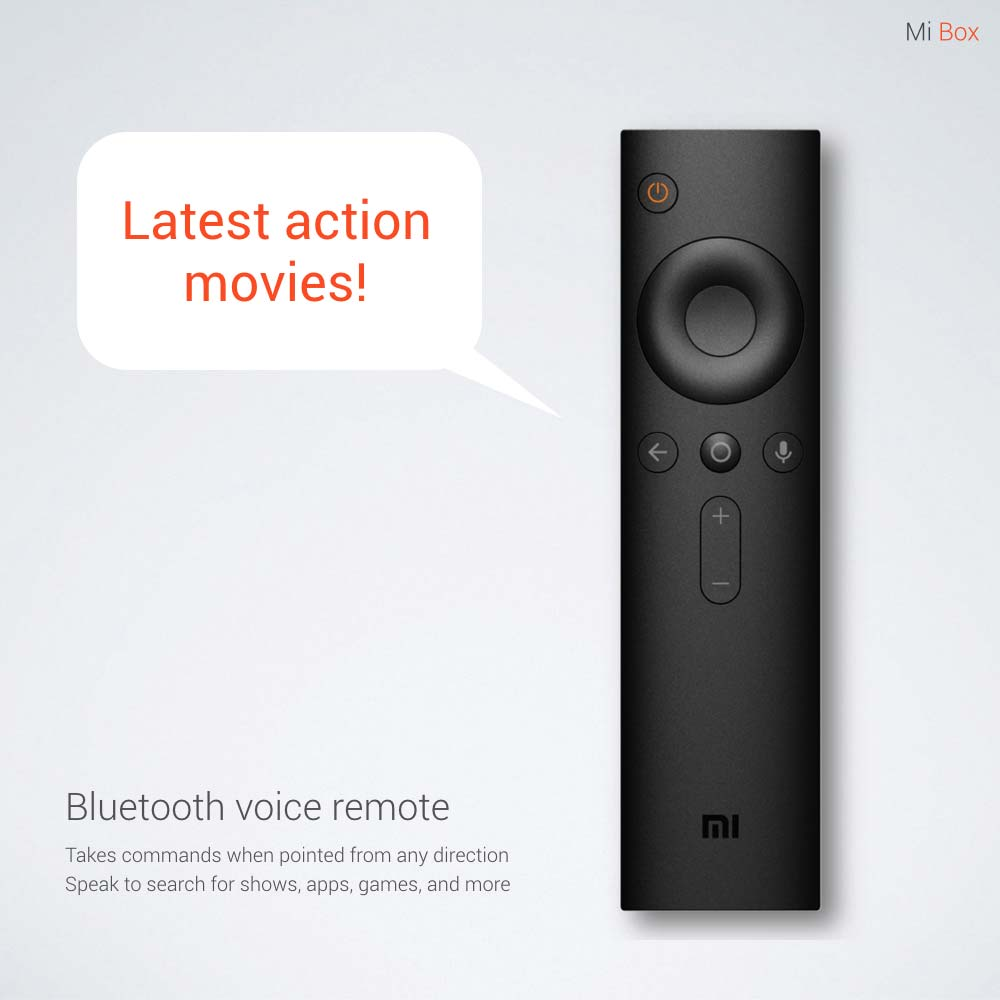 Xiaomi Mi Box 4k Android Tv Remote Aftvnews