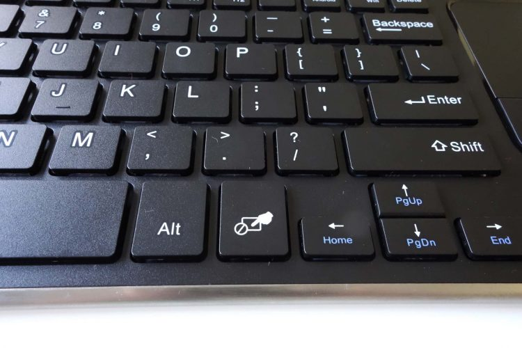 1byone Bluetooth Keyboard W Touchpad Review Aftvnews