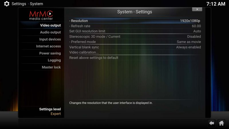 mrmc-settings-system-video-output-resolution
