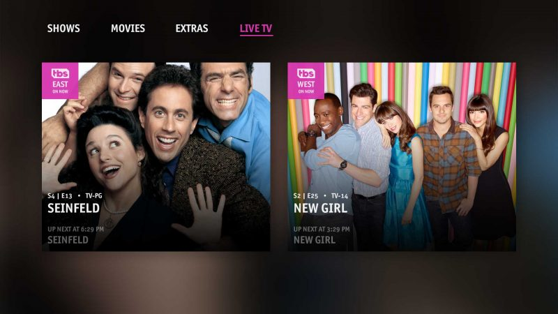 TNT and TBS apps arrive on the Amazon Fire TV and Fire TV Stick