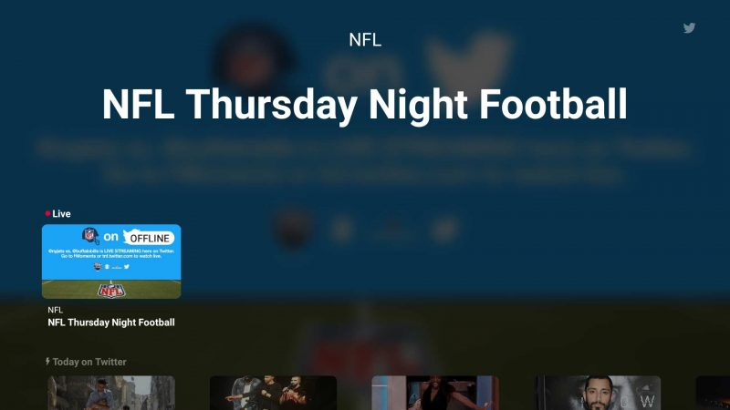 nfl twitter live betting apps