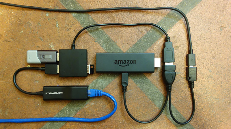 Amazon Fire Tv Stick 2 Supports Usb Storage Keyboards