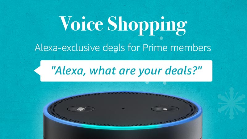Amazon just added a bunch of new Alexa-exclusive Black Friday Countdown deals