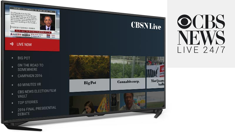 CBS News releases new updated Amazon Fire TV app | AFTVnews