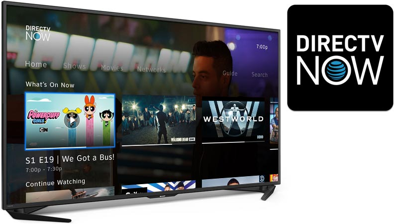 Directv Now Launches On Fire Tv To Take On Sling Tv And