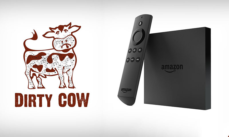 How to root the Amazon Fire TV using the Dirty COW vulnerability