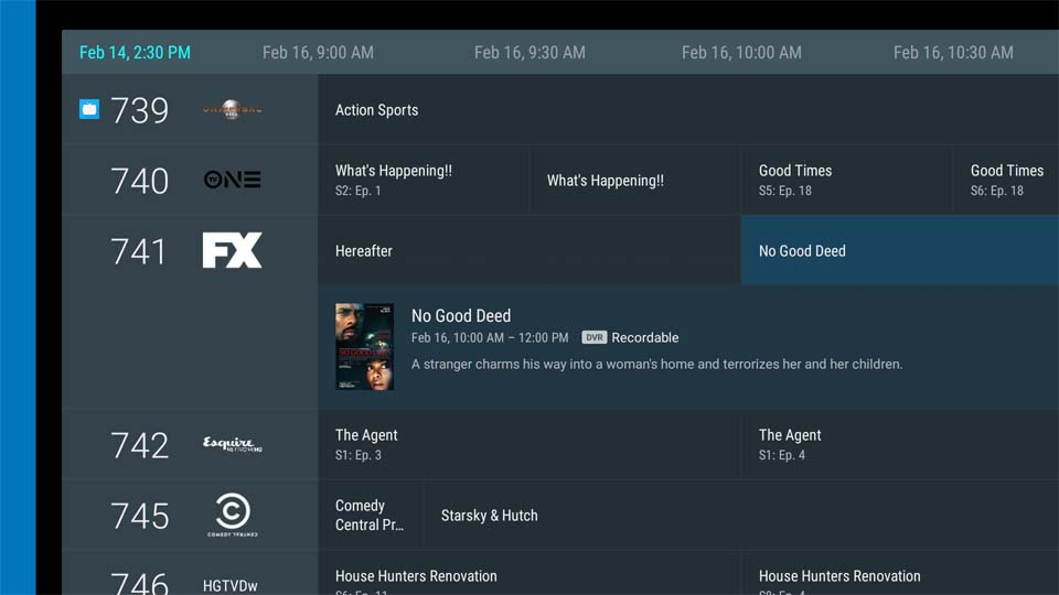 Google adds native DVR support for HDHomeRun to Android TV | AFTVnews