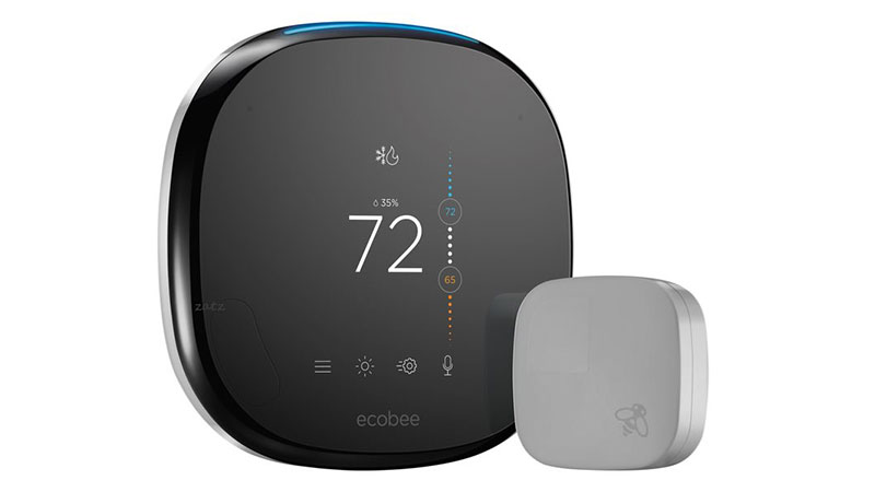 Ecobee4 Smart Thermostat To Come With Built