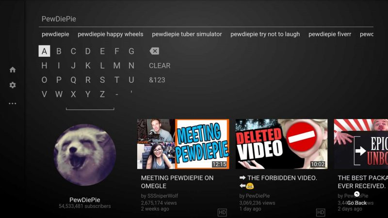 Amazon Fire TV and Fire TV Stick now support Voice Search for YouTube    AFTVnews