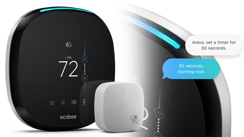 Ecobee4 Smart Thermostat Officially Announced With Built