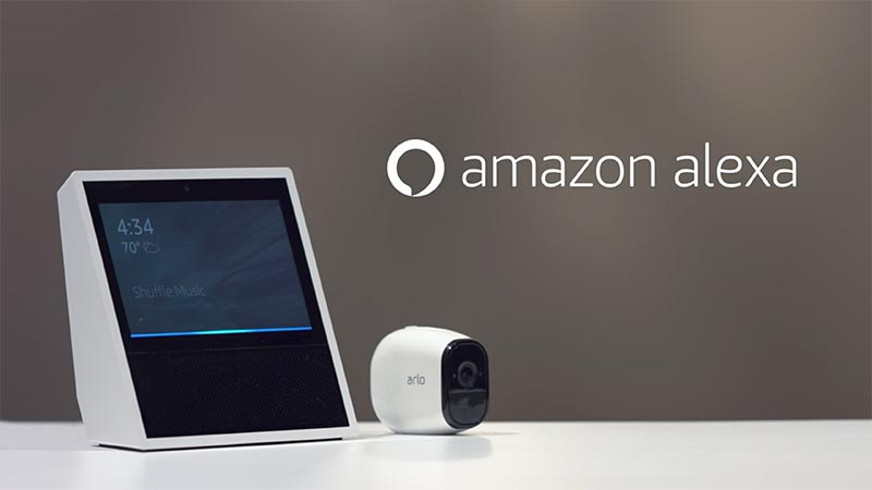 Alexa Compatible Security Camera Built With Raspberry Pi