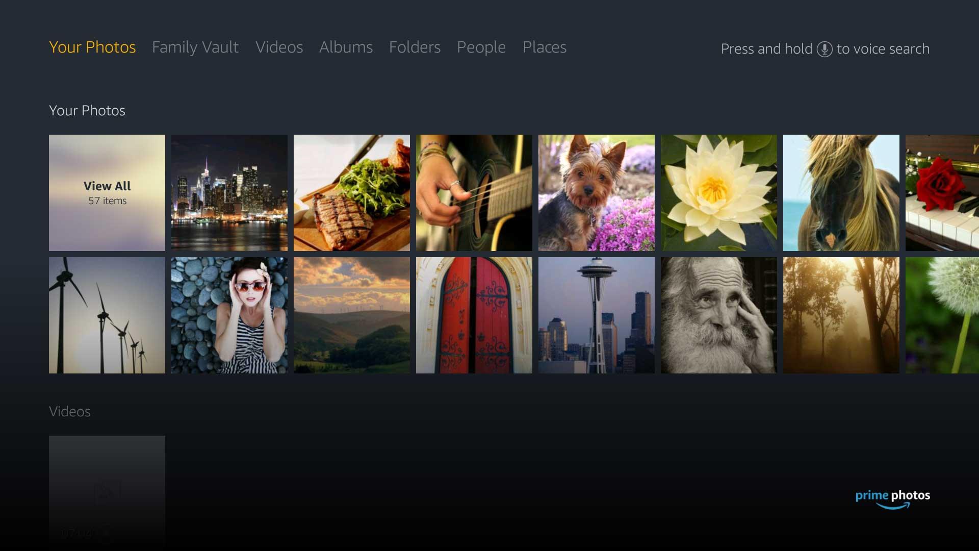 Prime photos app home screen aftvnews - Home design shows on amazon prime ...