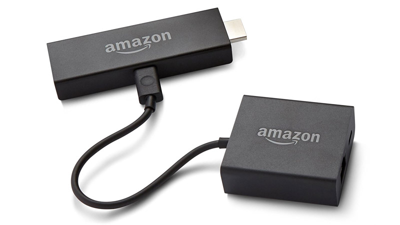 Amazon Announces Official Ethernet Adapter Compatible With