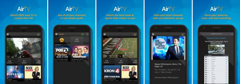 AirTV to release a new network OTA tuner that streams local