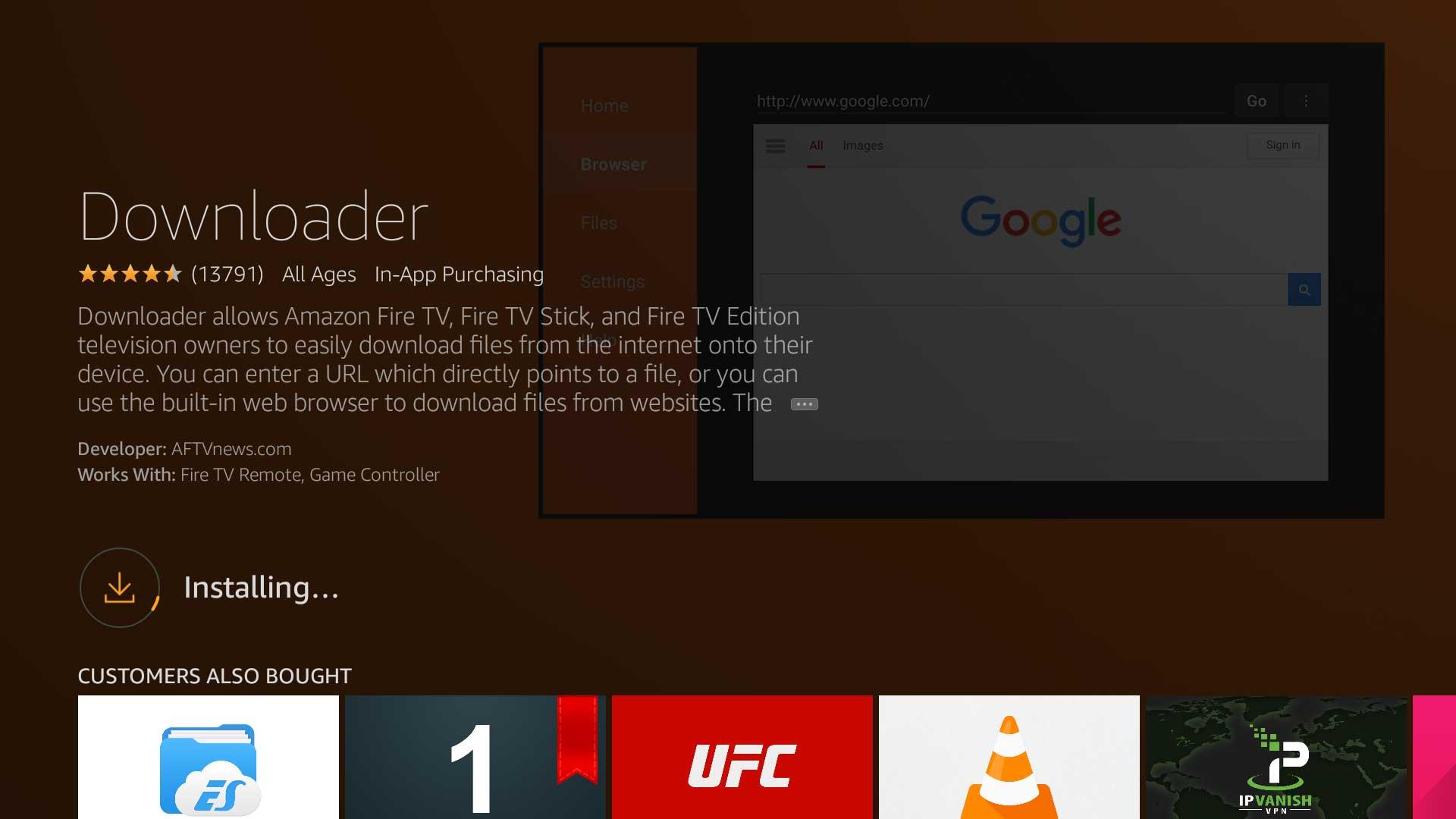 Downloader-App-Installing | AFTVnews