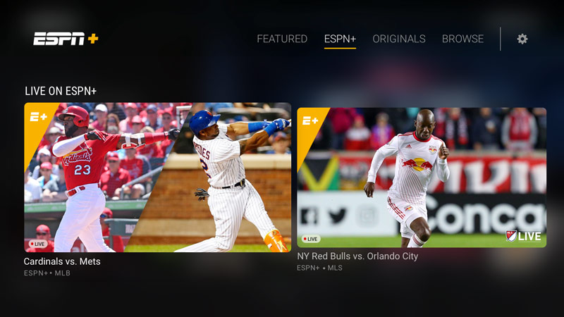 """WatchESPN becomes """"ESPN for Fire TV"""" and streams new ESPN+"""