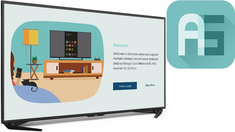 AirScreen turns your Fire TV into a Chromecast with support