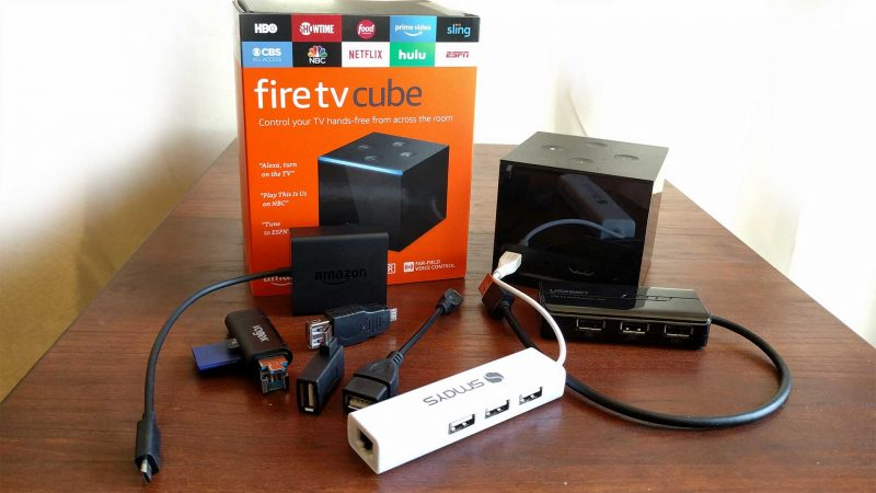 The different Micro USB OTG Adapters and Accessories that ...