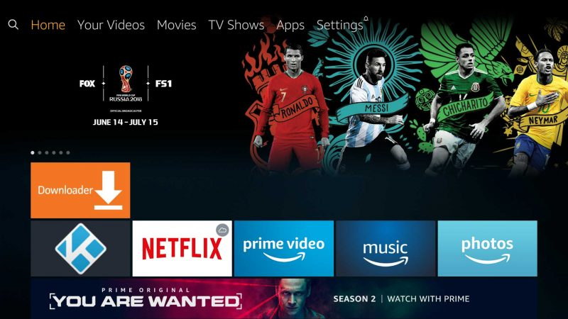 How to install sideloaded apps like Kodi on the Amazon Fire TV Cube