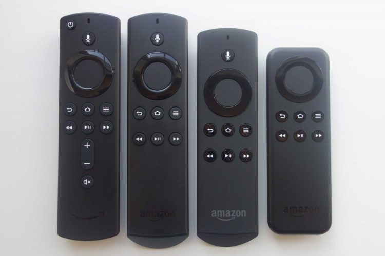 Physical Overview and Comparison of the Amazon Fire TV