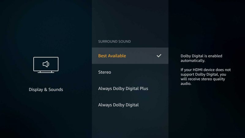 Amazon Fire TV Cube gains support for Frame Rate Matching and