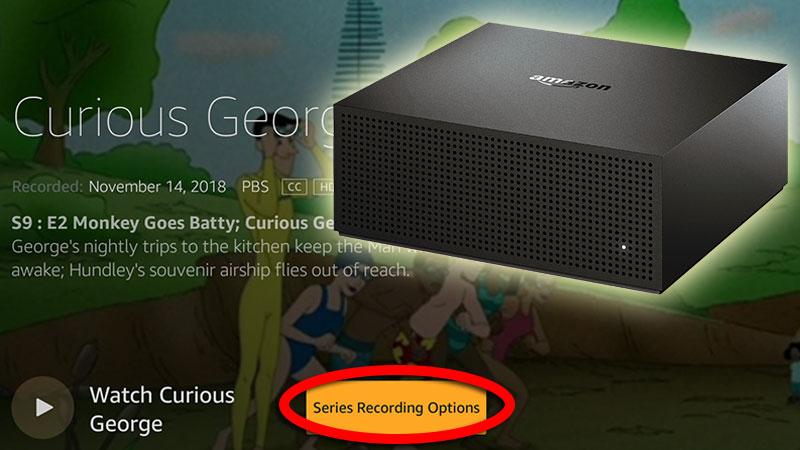 Amazon Fire TV - cover